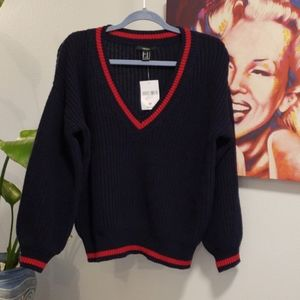 NWT F21 Thick Sweater